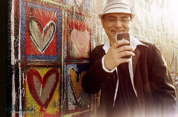 بیوگرافی مهرداد آسمانی و عکس های او و همسرش