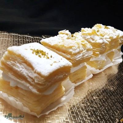 شیرینی ناپلئونی لطیف