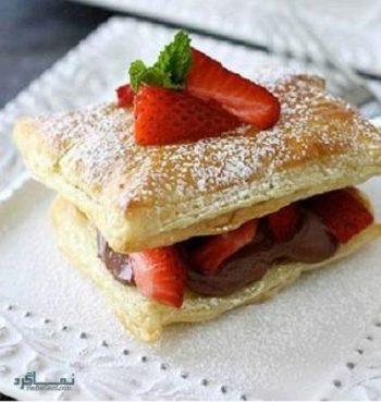 شیرینی ناپلئونی
