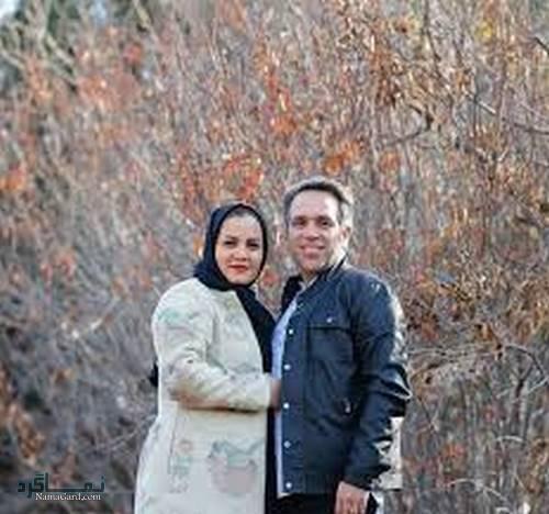 عکس های پوران مرادی همسر امیر کربلاییزاده