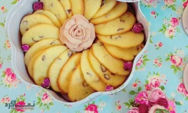 طرز تهیه شیرینی کشمش خوشمزه + فیلم آموزشی