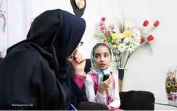 بیوگرافی و عکس های سارینا سالاری نخبه ایرانی