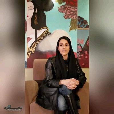 بیوگرافی شهرزاد مدیری + تصاویر او و همسرش