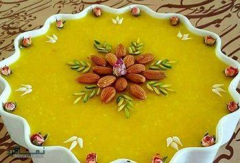طرز تهیه شله زرد خوش طعم و لذیذ