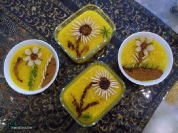طرز تهیه شله زرد لذیذ
