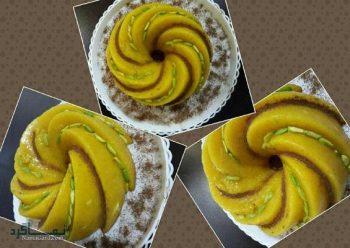 طرز تهیه شله زرد قالبی لذیذ
