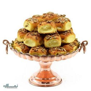 طرز تهیه شیرینی دانمارکی مجلسی