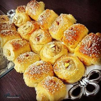 شیرینی دانمارکی خوشمزه