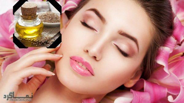 20 خاصیت شگفت انگیز روغن کنجد برای پوست صورت و بدن