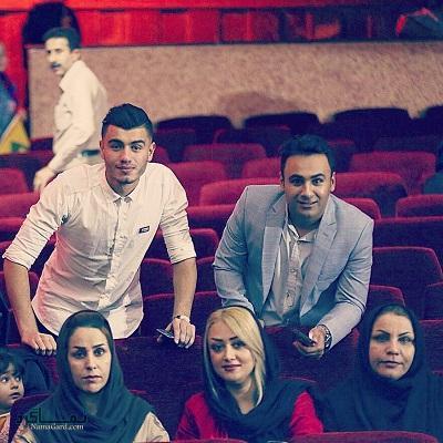 بیوگرافی علی عبدالله زاده بازیکن فوتبال تیم تراکتورسازی و همسرش + تصاویر او