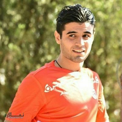 بیوگرافی علی طاهران بازیکن فوتبال و همسرش + تصاویر او