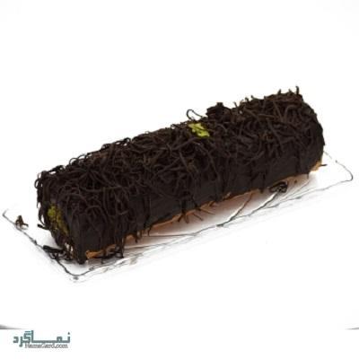 رولت شکلاتی شیک