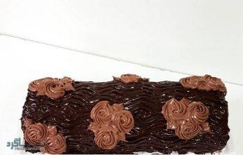 طرز تهیه رولت شکلاتی + فیلم آموزشی