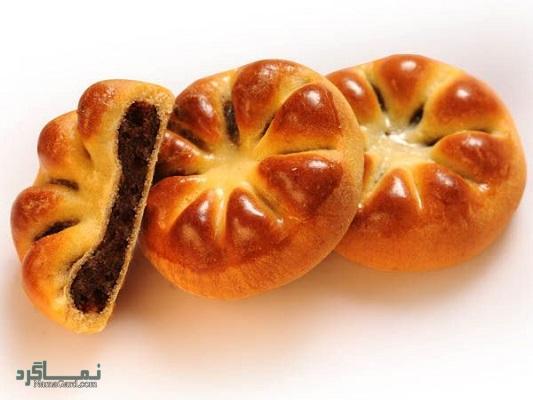 نان خرمایی مقوی