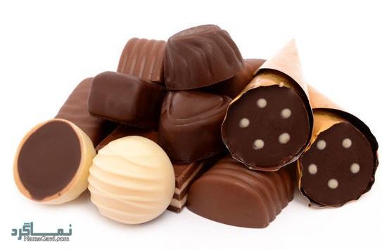 طرز تهیه شیرینی شکلاتی خوشمزه + فیلم آموزشی