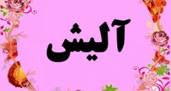 معنی اسم آلیش – نام آلیش – زیباترین اسم های دخترانه ترکی