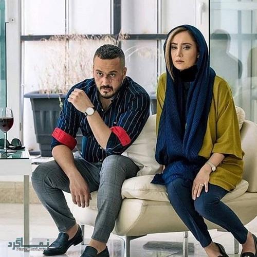 بیوگرافی بهاره افشاری و خبر های ازدواج او + عکس های او و همسرش