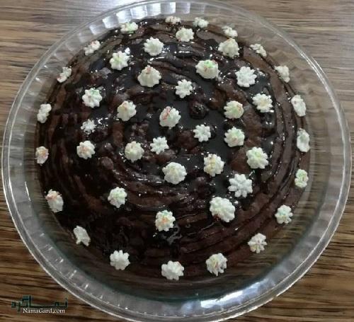طرز تهیه کیک جنگل سیاه خوش طعم