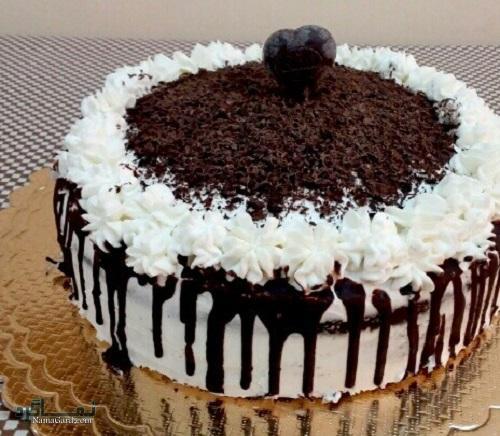 طرز تهیه کیک جنگل سیاه خوش طعم + تزیین