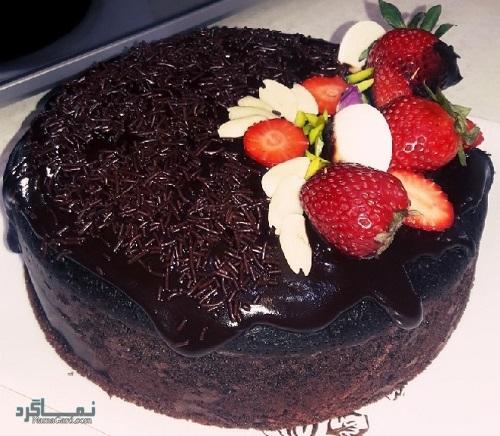 طرز تهیه کیک جنگل سیاه خوش طعم + فیلم آموزشی