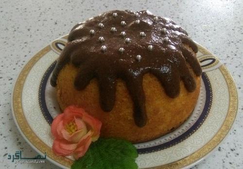 طرز تهیه کیک ماست مجلسی