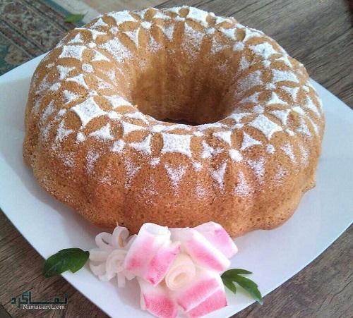 کیک ماست لطیف