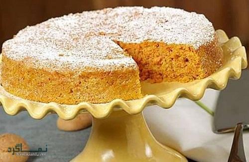 طرز تهیه کیک ماست خوشمزه