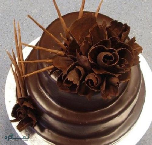 فیلم آمورشی دستور پخت کیک شکلاتی