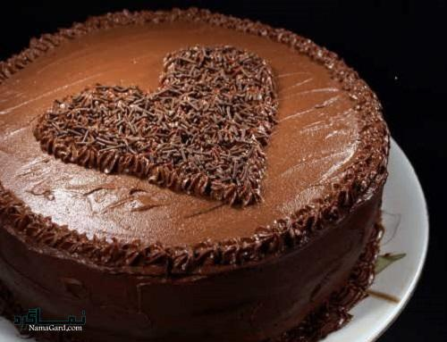 طرز تهیه کیک شکلاتی مجلسی + تزیین