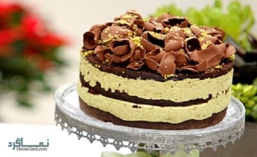 طرز تهیه کیک قهوه خوشمزه + فیلم آموزشی
