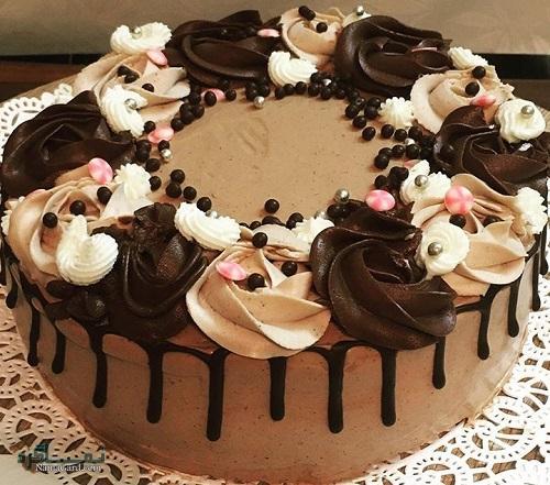 کیک قهوه | طرز تهیه کیک قهوه ساده + فیلم آموزشی