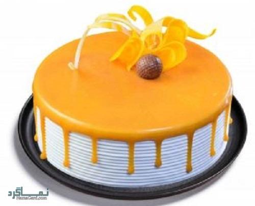 فیلم آموزشی دستور پخت کیک عسل شیک