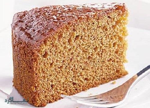 کیک عسل لذیذ