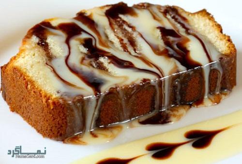 روش پخت کیک عسل لذیذ + فیلم آموزشی