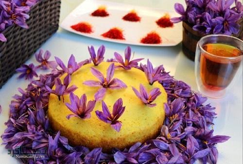 کیک قابلمه ای خوش طعم