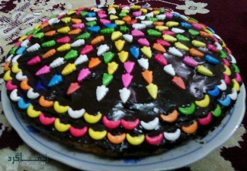 کیک قابلمه ای خوش طعم + فیلم آموزشی