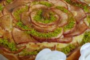 کیک سیب | طرز تهیه کیک سیب خوشمزه + فیلم آموزشی