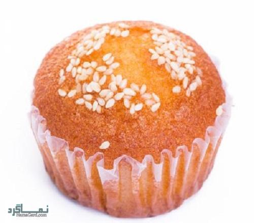 طرز تهیه کیک یزدی خوشمزه + تزیین