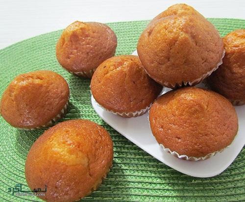 طرز تهیه کیک یزدی لطیف + تزیین