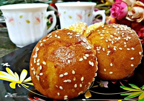 کیک یزدی | طرز تهیه کیک یزدی خوشمزه + فیلم آموزشی