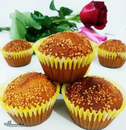 طرز تهیه کیک یزدی خوشمزه