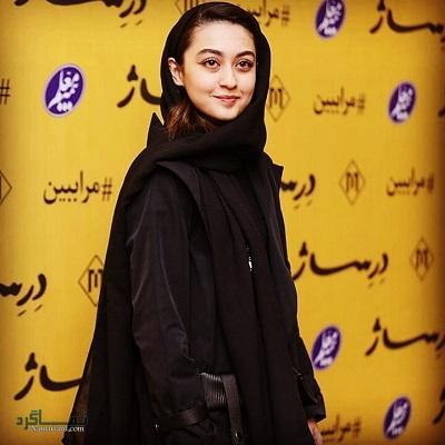 بیوگرافی نگار مقدم بازیگر نوجوان + تصاویر جدید از او