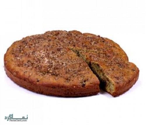طرز تهیه نان کماج خانگی + تزیین