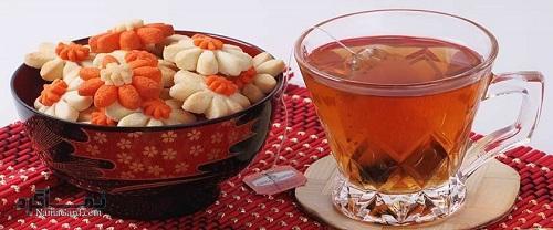 طرز تهیه شیرینی پرتقال ساده