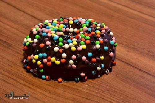 طرز تهیه شیرینی دونات