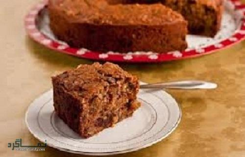 فیلم آموزشی دستور پخت کیک زنجبیلی