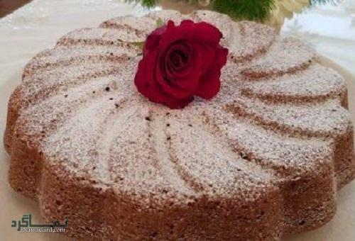 طرز تهیه کیک زنجبیلی