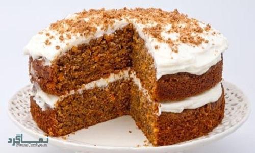 طرز تهیه کیک زنجبیلی خوشمزه