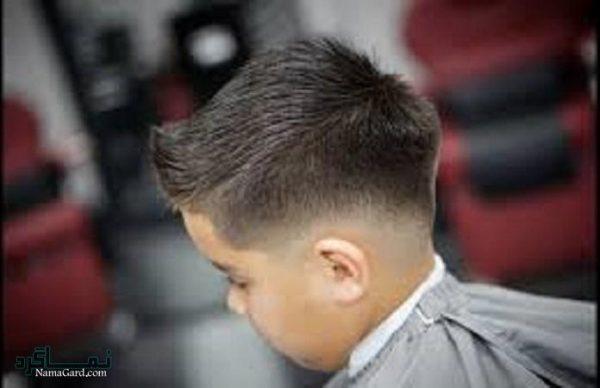 مدل کوتاهی موی پسر بچه ها