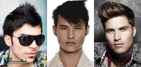 مدل موی مردانه بر اساس فرم صورت